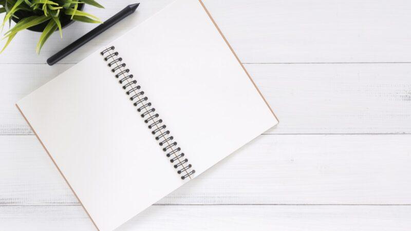 4 gode grunde til at skrive dagbog