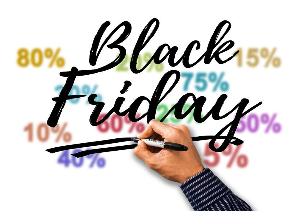 Hvornår er det Black Friday?